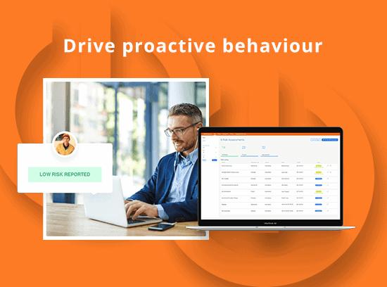 Proactive risk behavior